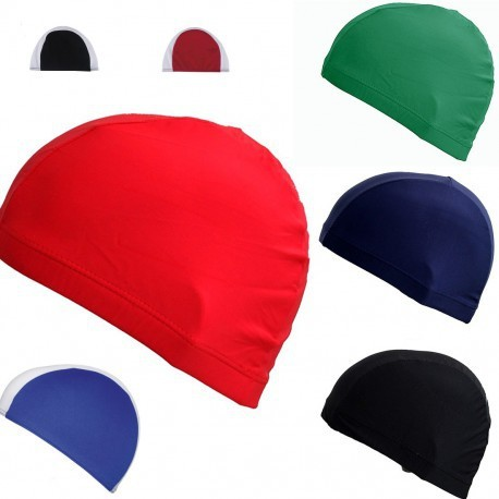Lot de 12 bonnets de bain en Tissu Adulte